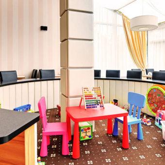 Primavera Jastrzębia Góra Kącik z zabawkami dla dzieci