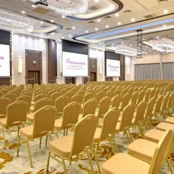 Primavera Jastrzębia Góra duża sala konferencyjna nad morzem