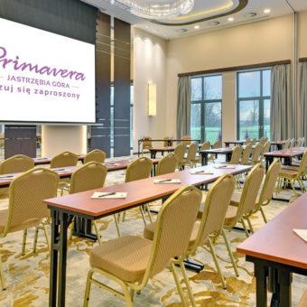 Primavera Jastrzębia Góra sala szkoleniowa dla firmy