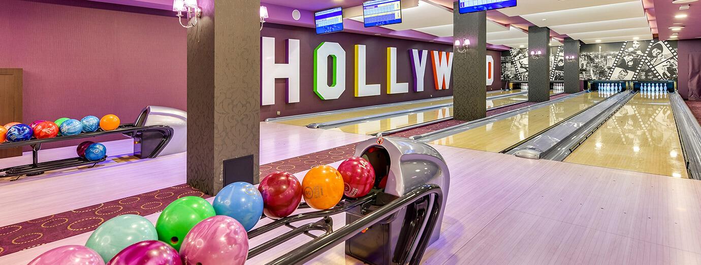Primavera Jastrzębia Góra kręgielnia camera bowling nad morzem