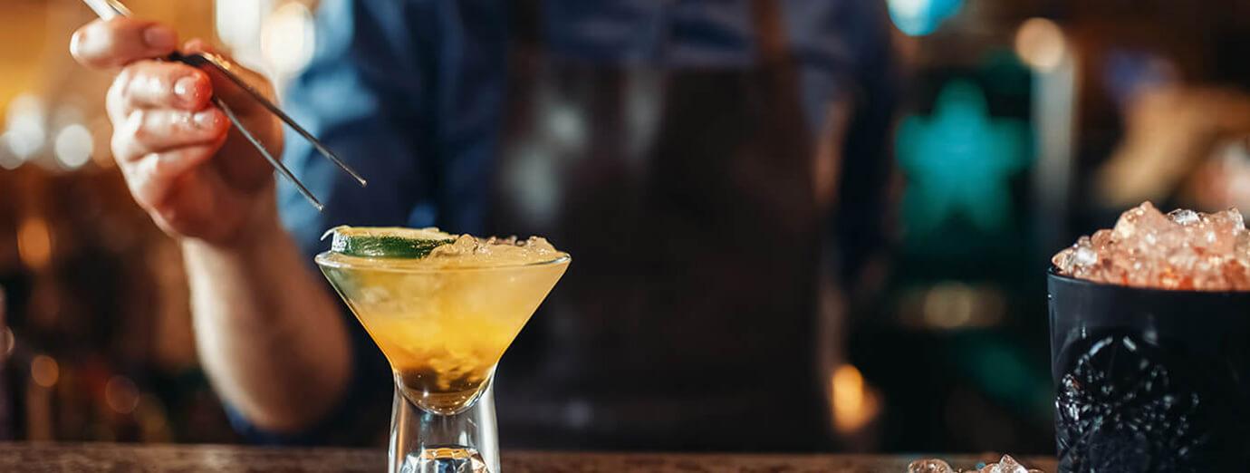 Primavera Jastrzębia Góra drink bar nad morzem